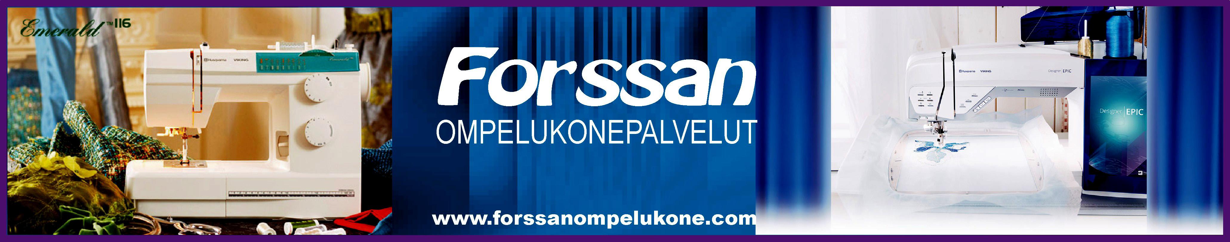FORSSAN OMPELUKONE